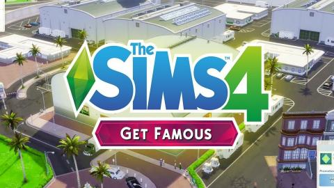 "Let's ""Play"" The Sims 4 Get Famous!"