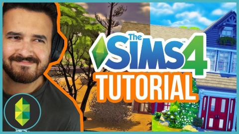 I TRIED A DELIGRACY TUTORIAL | The Sims 4 [imma better teacher]