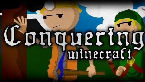 Conquering Minecraft: S01 EP10 We're Back Baby!