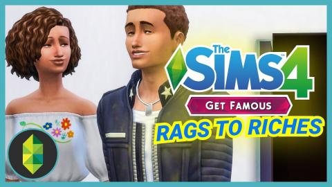 LOOSE ENDS - Part 24 - Rags to Riches (Sims 4 Get Famous)