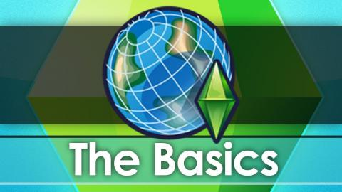 The Sims 3: How to Create a World - The Basics