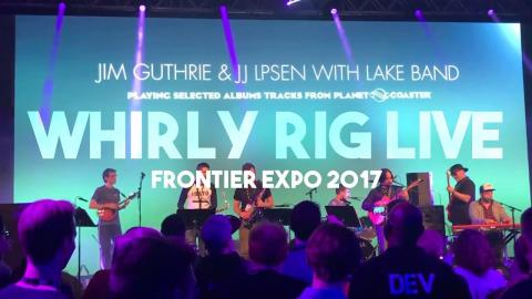 Whirly Rig LIVE - Planet Coaster (Frontier Expo 2017)