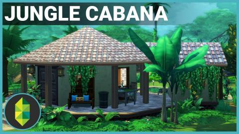 Jungle Cabana | The Sims 4 House Build