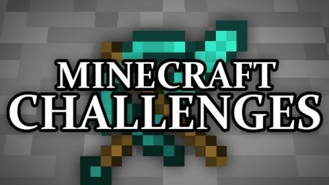 Minecraft Challenges - EP9 Survival Island (Part 1)