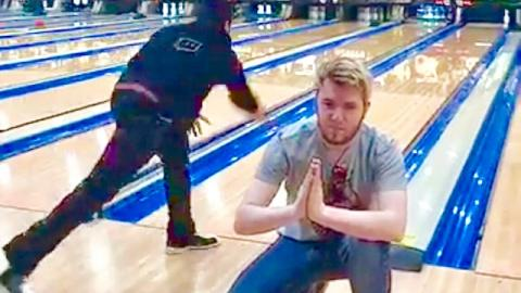 I GOT A STRIKE!! (Crappy Snapchat Vlog)