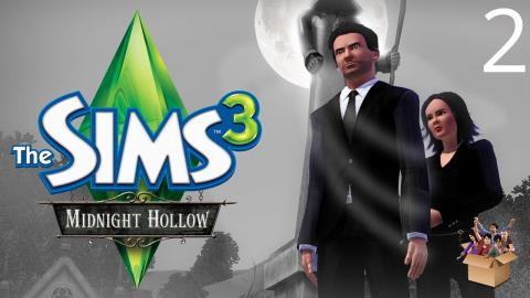 Let's Play The Sims 3 - Midnight Hollow - Part 2