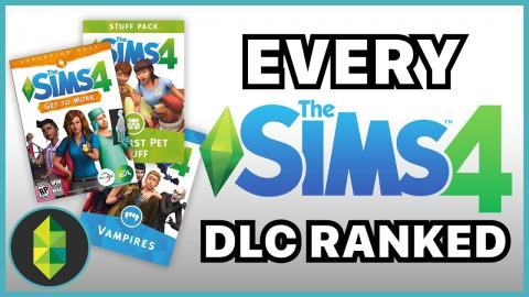 Every Sims 4 DLC Ranked!