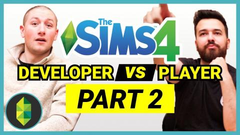 Building a Sims House with a Developer - Part 2
