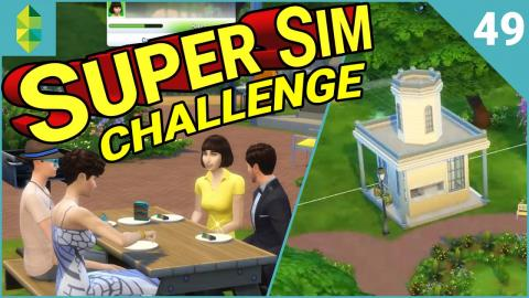 SUPER SIM CHALLENGE | Maxine's Time to Shine (Part 49)