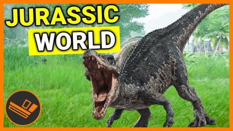 BARYONYX - Jurassic World Evolution Part 10