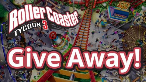 Rollercoaster Tycoon 3 Give Away! (Closed)