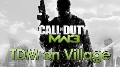 CoD: Modern Warfare 3 - TDM on Village (24/3 KD)