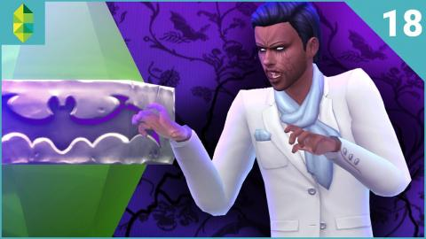 The Sims 4 Vampires - Part 18 | Let's Be a Vampire