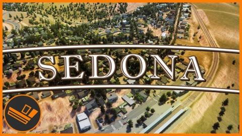 Sedona - Part 59 | GROWING TOWNS (Cities: Skylines)