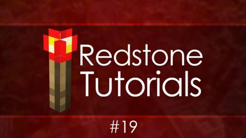 Redstone Tutorials - #19 Combination Lock