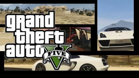 GTA 5 with TheGeeNee - #19 - Top Gear (Reupload)