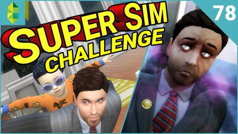 SUPER SIM CHALLENGE | Vampire Time! (Part 78)
