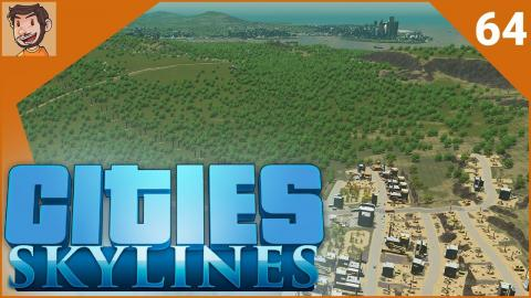 Cities: Skylines - Part 64 | ORE AND FORESTRY