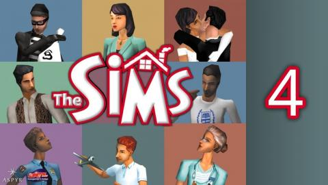 The Sims 1: Part 4