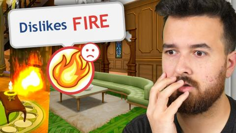I burnt their house, then renovated it! Dream Home Decorator (Part 9)