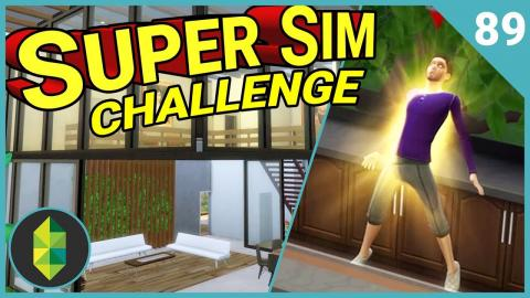 SUPER SIM CHALLENGE | No More Vampirism! (Part 89)