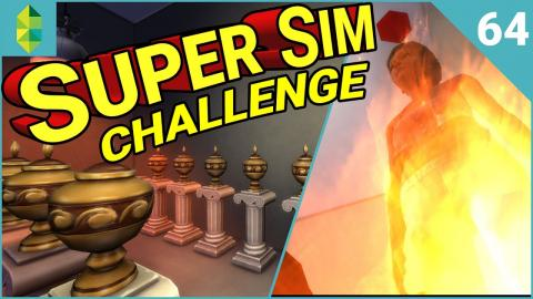 SUPER SIM CHALLENGE | Penthouse Time! (Part 64)