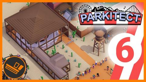 PAYING LOANS - Parkitect (Part 6)