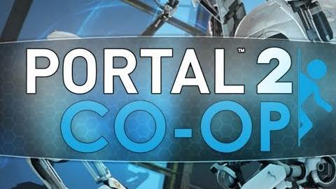 Let's Play: Portal 2 Co-Op [EP1]