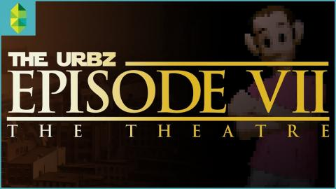 THE THEATRE | The Urbz: Sims in the City - Part 7