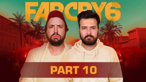 Mesozoico Special Operation! Far Cry 6 (Part 10)