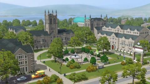The Sims 3 University Life Contest Winners