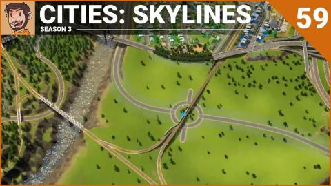 Let's Play Cities: Skylines - Part 59 (Season 3)
