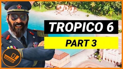 The Theater Visit - Part 3 (Playing Tropico 6 Beta)