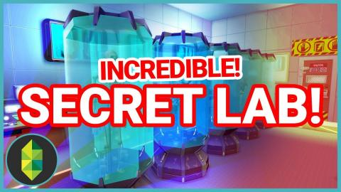 INCREDIBLE Secret Lab Renovation | The Sims 4