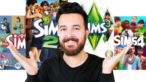 How The Sims literally changed my life... (The Sims 20th Anniversary!)