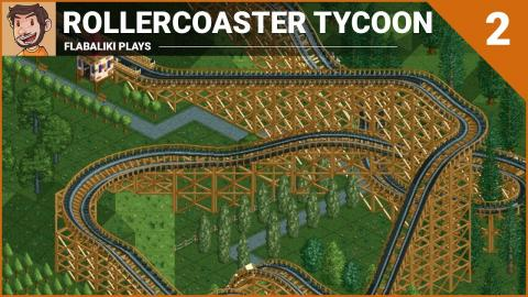 Let's Play - RollerCoaster Tycoon (Part 2)