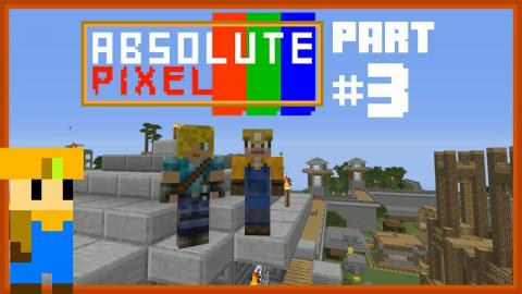 Minecraft Absolute Pixel Server: Part 3