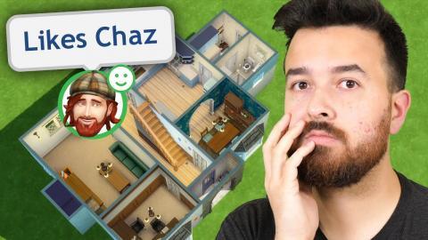 I am finally renovating Chaz's farm! Dream Home Decorator (Part 25)
