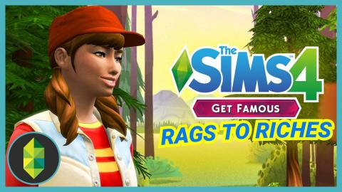 RAGS TO RICHES THE MOVIE - Part 4 - Rags to Riches (Sims 4 Get Famous)