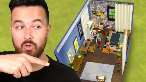 I renovated this terrible bedroom! Dream Home Decorator (Part 8)