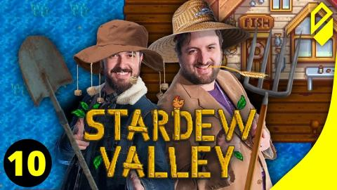Let's Play STARDEW VALLEY (Part 10)