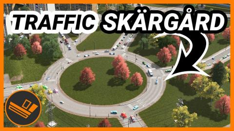 Will we ever sort out this traffic? Skärgård (Part 12)