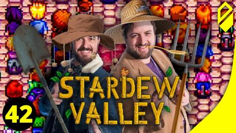 Let's Play STARDEW VALLEY (Part 42)
