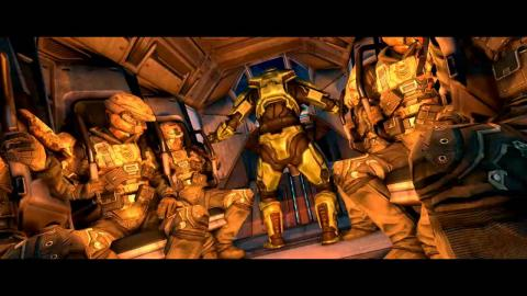 Halo CE Anniversary - Part 2 The Escape Pod