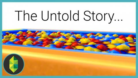 The Untold Story of the Ball Pit... (EXCLUSIVE)