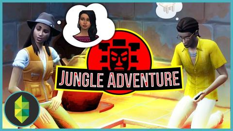 THE MUSEUM! 🎨 | Jungle Adventure (PART 9)