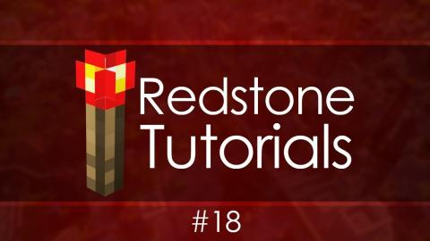 Redstone Tutorials - #18 Arrow Trap