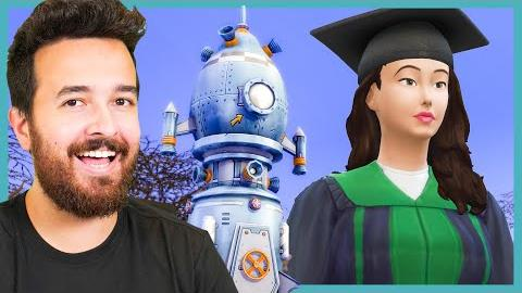 Fully graduated, rocket ship and money! - Rags to Enrichment 🎓 (Part 17)