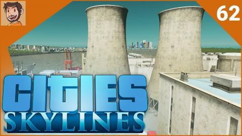 Cities: Skylines - Part 62 | CITY TROUBLES
