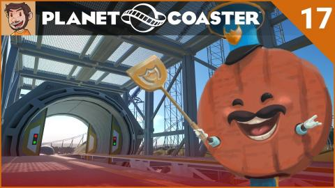 Let's Play Planet Coaster - Hard Mode - Part 17